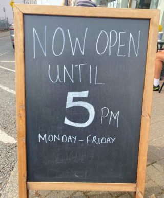 EXTENDED OPENING HOURS   Monday-Friday 7:30 -5pm   Saturday 8:30-4   🌞🌞