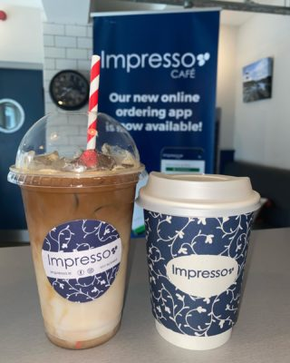 All our cups, lids and straws are 100% compostable. 🙌 Just an extra bonus on top of great coffee   #coffee #bewleys #compostable #compostablepackaging #greener #biodegradable #thewayforward